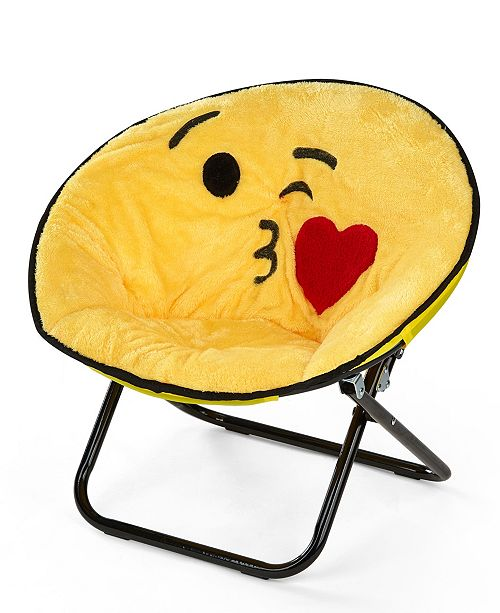 Outstanding Emoji Pals Saucer Chair Ocoug Best Dining Table And Chair Ideas Images Ocougorg
