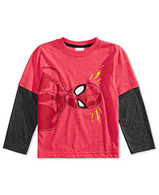 Marvel Toddler Boys Spider-Man Graphic T-Shirt