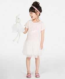 Little Girls Unicorn Tutu Dress, Created for Macy's