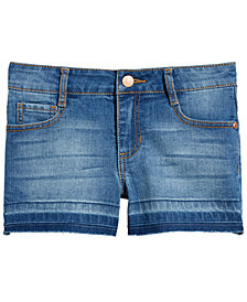 Epic Threads Big Girls Denim Shorts, Created for Macy's