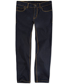 Levi's® Big Boys Slim-Fit Stretch Jeans