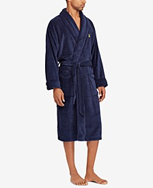 Men's Shawl-Collar Robe