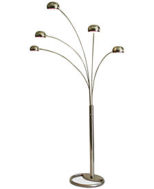 Nova Lighting Mushroom Arc Floor Lamp