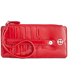 Giani Bernini Patent Tab Card Case, Created for Macy's