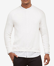 Kenneth Cole Men's Comfort Knit Sweatshirt