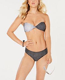 Volcom Juniors' Bandeau Bikini Top & Bottoms