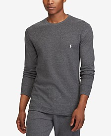 Men's Waffle-Knit Thermal