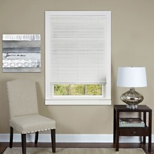 "Cordless Deluxe Sundown 1"" Room Darkening Mini Blind Collection"