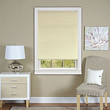 """Cordless 34""""x64"""" Honeycomb Cellular Pleated Shade"""