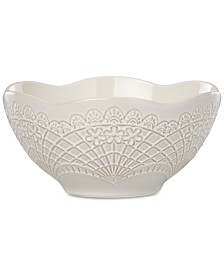 Lenox Chelse Muse Scallop All  Purpose Bowl