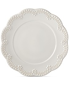 Lenox Chelse Muse Floral Dinner Plate