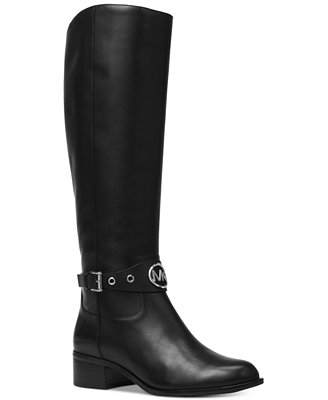 Heather Wide Calf Riding Boots by Michael Michael Kors