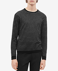 Calvin Klein Men's Striped Sweater