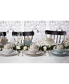 Chelse Muse Scallop Dinnerware Collection