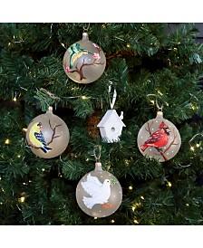 VIETRI Birds Ornament Collection