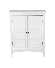 Slone Floor Cabinet with 2 Shutter Doors