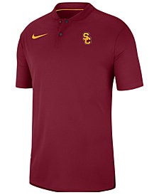 Nike Men's USC Trojans Elite Coaches Polo 2018