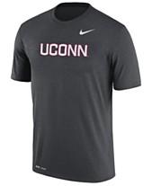 526a2d8083d Nike Men s Connecticut Huskies Legend Staff Sideline T-Shirt