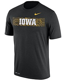 Men's Iowa Hawkeyes Legend Staff Sideline T-Shirt