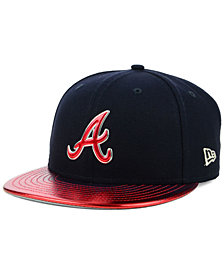 New Era Atlanta Braves Topps 9FIFTY Snapback Cap