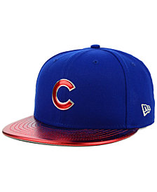 New Era Chicago Cubs Topps 9FIFTY Snapback Cap