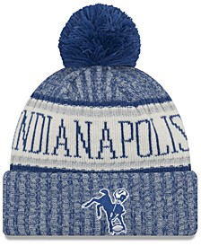 Indianapolis Colts Sport Knit Hat