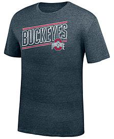 Top of the World Men's Ohio State Buckeyes Heathered Flex T-Shirt