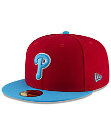 New Era Boys' Philadelphia Phillies Players Weekend 59FIFTY FITTED Cap
