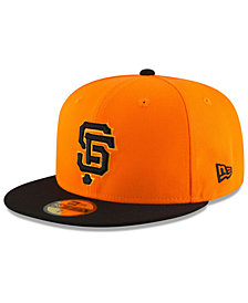New Era Boys' San Francisco Giants Players Weekend 59FIFTY FITTED Cap