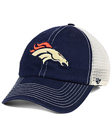 '47 Brand Denver Broncos Canyon Mesh CLEAN UP Cap