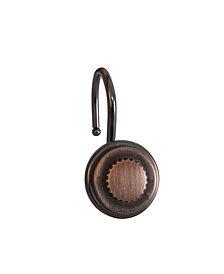 Shower Hooks - Bottle Cap- Oil Rubbed Bronze
