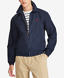 Polo Ralph Lauren Men's Big & Tall Bayport Windbreaker