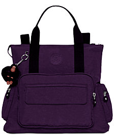 Kipling Alvy 2-In-1 Convertible Tote Bag Backpack