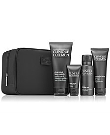 Clinique 4-Pc. Clinique For Men Great Skin Set