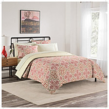 Simmons Bianca Queen Bedding and Sheet Set