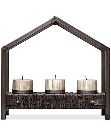 Uttermost Ellie Bronze Candleholder