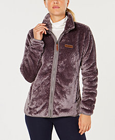 Columbia Fire Side™ II High-Pile-Fleece Jacket
