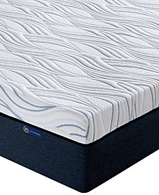 "Serta Perfect Sleeper 14"" Express Luxury Medium Firm Tight Top Mattress - Queen, Quick Ship, Mattress In A Box"