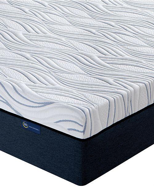 Serta Perfect Sleeper 14 Express Luxury Medium Firm Tight Top