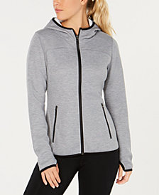32 Degrees Tech Fleece Zip Jacket