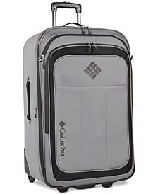 "Summit Point 28"" Wheeled Suitcase"