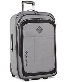 "Columbia Summit Point 28"" Wheeled Suitcase"