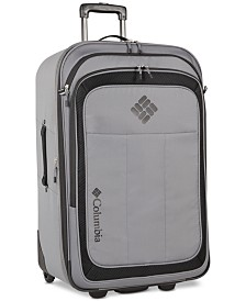 "Columbia Summit Point 28"" Wheeled Suitcase"