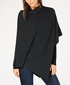 Receive a FREE lightweight organic cotton poncho with any Eileen Fisher purchase of $500 or more. One per customer while supplies last