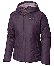 Columbia Copper Crest™ Hooded Fleece-Lined Jacket
