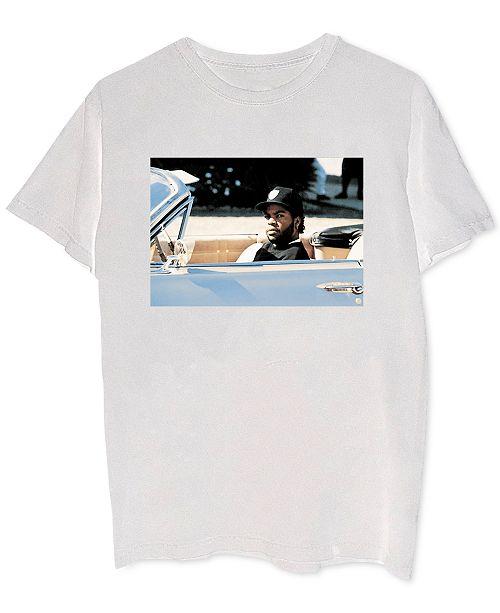 Merch Traffic Ice Cube Boyz n the Hood Men's Graphic T-Shirt