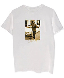 Snoop Dogg Car Men's Graphic T-Shirt
