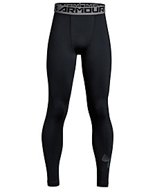 Under Armour Big Boys Armour Leggings