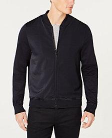 Ryan Seacrest Distinction™ Men's Mix-Texture Knit Jacket, Created for Macy's