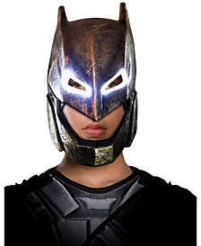 Batman v Superman: Dawn of Justice - Batman Armored Light Up Boys Mask